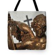 Statue Tote Bag