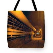 Sudbury Neutrino Observatory Sno Tote Bag