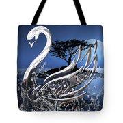 Swan Art. Tote Bag