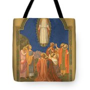 The Ascension Henry Siddons Mowbray Tote Bag