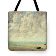 The Calm Sea Tote Bag
