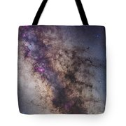 The Center Of The Milky Way Tote Bag