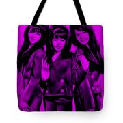 The Ronettes Collection Tote Bag