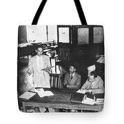 Thurgood Marshall Tote Bag