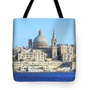 Valletta - Malta Tote Bag