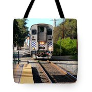 Ventura Train Station Tote Bag