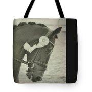 Victory Gallop Tote Bag