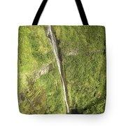 Wailua Falls Tote Bag