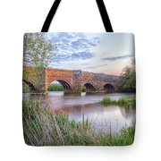 White Mill - England Tote Bag