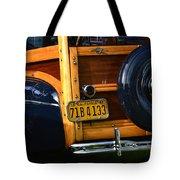 Woodie Tote Bag