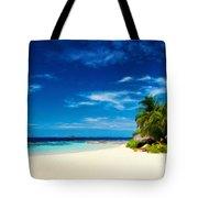 Framed Landscape Tote Bag