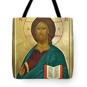 jesus Christ Son Of God Tote Bag