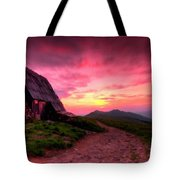 New Landscapes Tote Bag