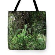 50 Shades Of Green Tote Bag