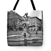 winter in Rome Tote Bag