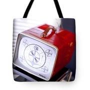 50s Tv Tote Bag