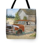 '51 Country Squire Tote Bag