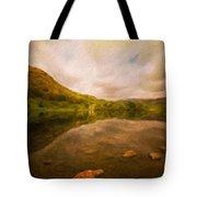 Landscape Definition Nature Tote Bag