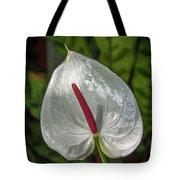 5129- Flower Tote Bag