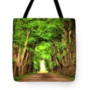 Landscape Native Tote Bag