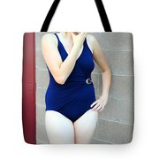 Sexy Female Beauty. Tote Bag