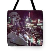 52nd Street Bird Tote Bag