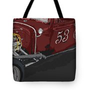 '53 Rat Rod Tote Bag