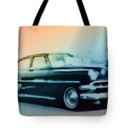 54 Chevy Tote Bag