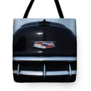 54 Chevy Grill Tote Bag