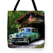 54 Chevy Tote Bag