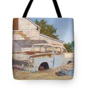 '55 210 Tote Bag