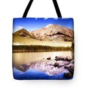 K Landscape Tote Bag