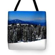 Landscape Az Tote Bag