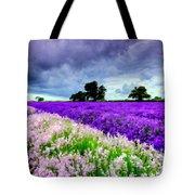 Paint Landscape Tote Bag