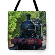 5542 On The The Points Tote Bag