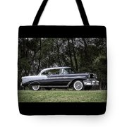 56 Chevy Bel Air Tote Bag