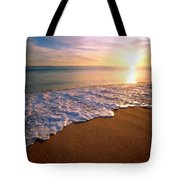 Oil Painting Landscapes Tote Bag