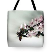 Tree Blossoms Tote Bag
