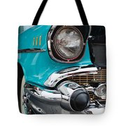 57 Chevy Tote Bag