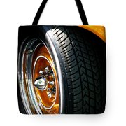 57 Chevy Golden Glow Tote Bag