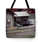 57 Chevy Tote Bag