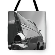 57 Chevy Verticle Tote Bag