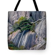 5786- Yellow Mountains  Tote Bag