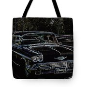 58 Fleetwood Tote Bag