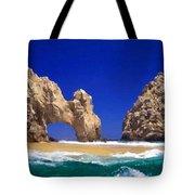 Landscape Images Tote Bag