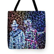 The Pain Of A Clown Tote Bag