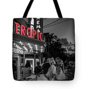 5828- Tropic Theater Tote Bag