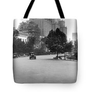 59th Street By Central Park Tote Bag