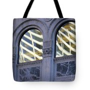 5th Avenue Reflections Tote Bag
