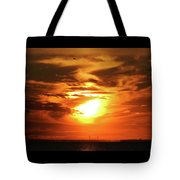 6-10-16--0827 Don't Drop The Crystal Ball Tote Bag